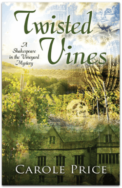 Twisted Vines by Carole Price
